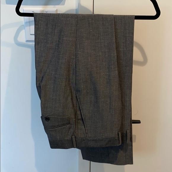 John Varvatos Other - Gray John Varvatos suit trouser